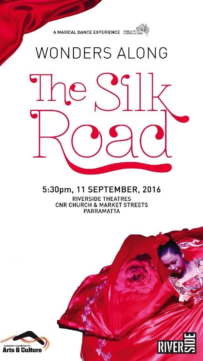 Wonders Along The Silk Road